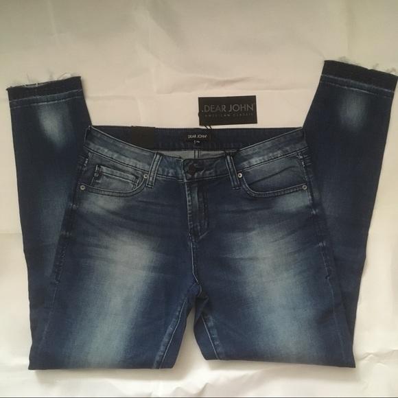 Dear John comfort skinny jeans size 28.